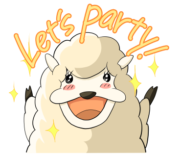 Let's Party Sheep