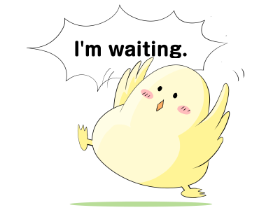 Im waiting Chick