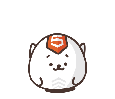 HTML5キャラクター「申し訳ありません。」